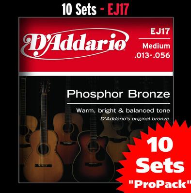 Daddario - EJ17-10P