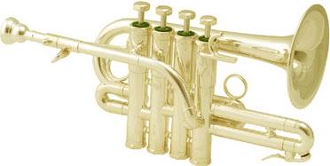 Schilke - P 7-4 GP A/Bb Piccolo Gold