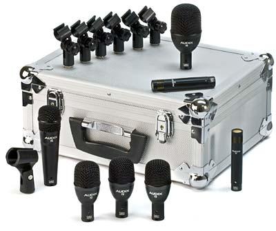 Audix - Fusion FP-7 Drumset