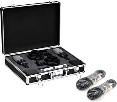 AKG - C214 Stereo Set Bundle