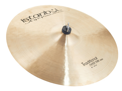 Istanbul Agop - Traditional Pap.Thin Crash 18'