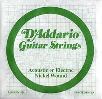 Daddario - NW052 Single String