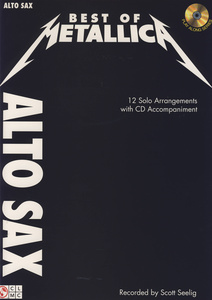 Cherry Lane Music Company - Best of Metallica A-Sax