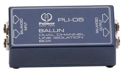 Palmer - PLI-05 Isolation Box
