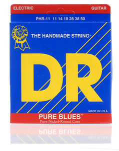 DR Strings - Pure Blues PHR-11