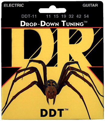 DR Strings - DDT-11 Roundwound Strings Set