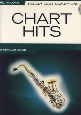 Wise Publications - Really Easy Chart Hits Sax.