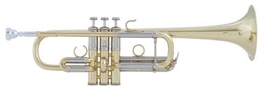 Bach - AC190 Artisan C-Trumpet