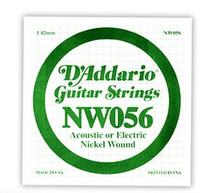 Daddario - NW056 Single String