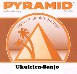 Pyramid - Ukulele Banjo String Set 35