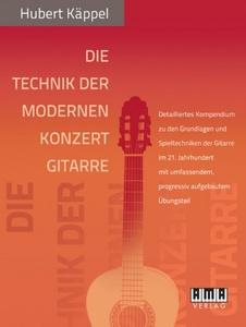 AMA Verlag - Technik Moderne Konzertgitarre
