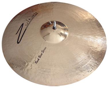 Zultan - 17' Rock Beat Crash