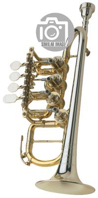Johannes Scherzer - 8111-S High Bb/A-Trumpet