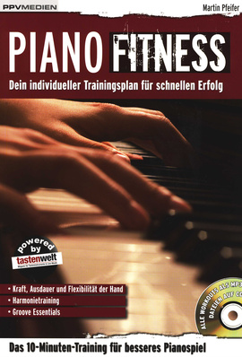 PPV Medien - Piano Fitness