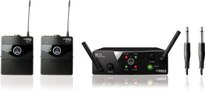 AKG - WMS 40 Mini Dual Instrument