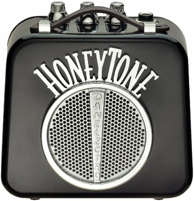 Danelectro - N-10 Honeytone Mini Amp BK