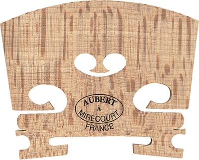 Aubert - No.7 Violin Bridge 4/4 NH