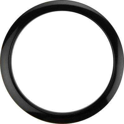 Bass Drum O's - 5' Black round HBL5