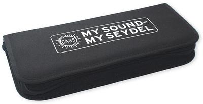C.A. Seydel Söhne - Softcase for 14 harmonicas