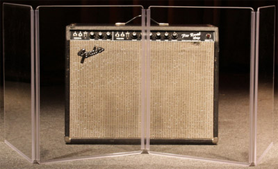 Clearsonic - A1824x6 (A18-6) Amp Shield