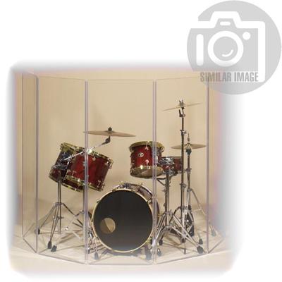 Clearsonic - A2466x7 (A5-7) Drum Shield