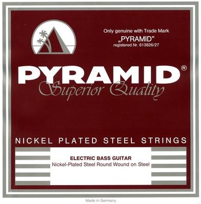 Pyramid - Low Bottom Five Standard NPS