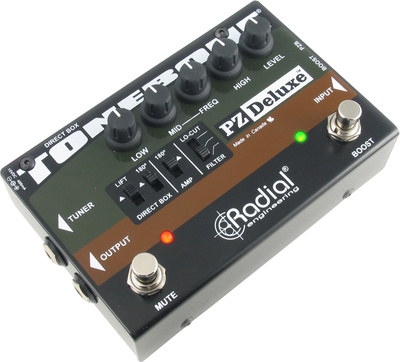 Radial Engineering - Tonebone PZ Deluxe Preamp
