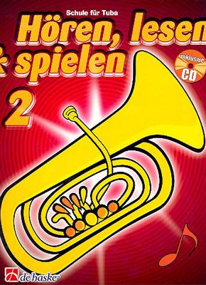 De Haske - Hören Lesen Schule 2 Tuba