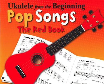 Chester Music - Ukulele Beginning Pop- Red