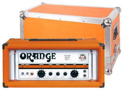 Orange - AD200B Mk3 Bundle