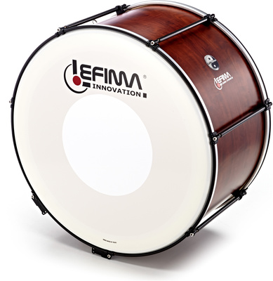 Lefima - BNS 2614 Walnut Bass Drum