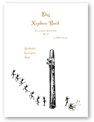 Matthias Kraft Verlag - Das Xaphoon Buch