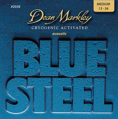 Dean Markley - 2038 Medium Western Blue Steel