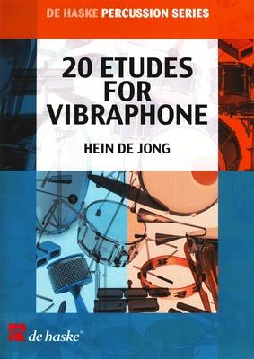 De Haske - 20 Etudes For Vibraphone