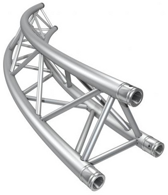 Global Truss - F33R30-45 Circ. Element Ø6,0m