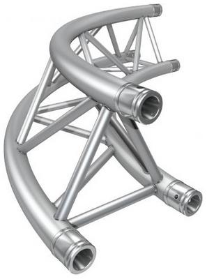 Global Truss - F33R10-90 Circ. Element Ø2,0m