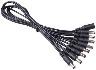 Mooer - Multi-Plug Power Cable 8