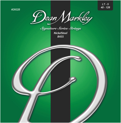 Dean Markley - Nickel Steel Light Bass 40-128
