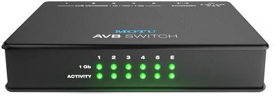 MOTU - AVB Switch