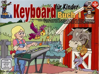 Koala Music Publications - Keyboard für Kinder