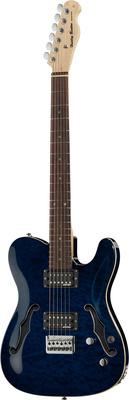 Harley Benton - TE-90QM HH Trans Blue