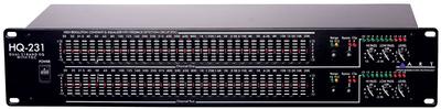 ART - HQ231 Pro Dual 31 Band EQ