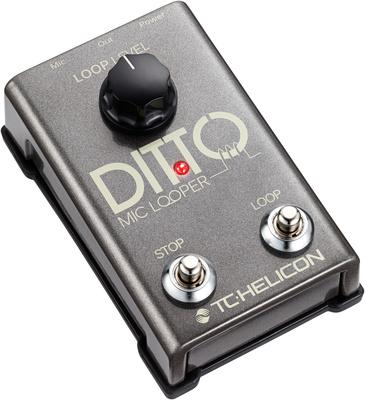 TC-Helicon - Ditto Mic Looper