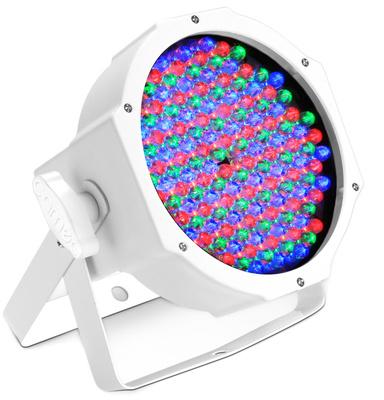 Cameo - Flat PAR Can RGB 10 white