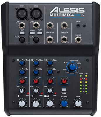 Alesis - Multimix 4USB FX