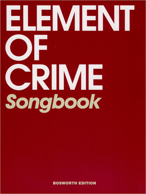 Bosworth - Element Of Crime: Songbook