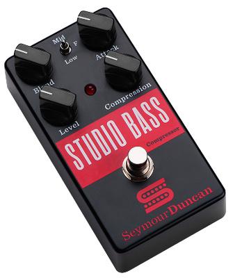 Seymour Duncan - Studio Bass Compressor