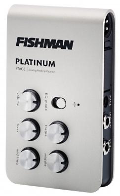 Fishman - Platinum Stage Analog Preamp