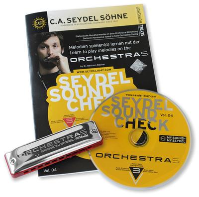 C.A. Seydel Söhne - Soundcheck Vol. 4 - Orchestra