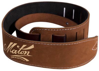 Maton - Guitar Strap Brown
